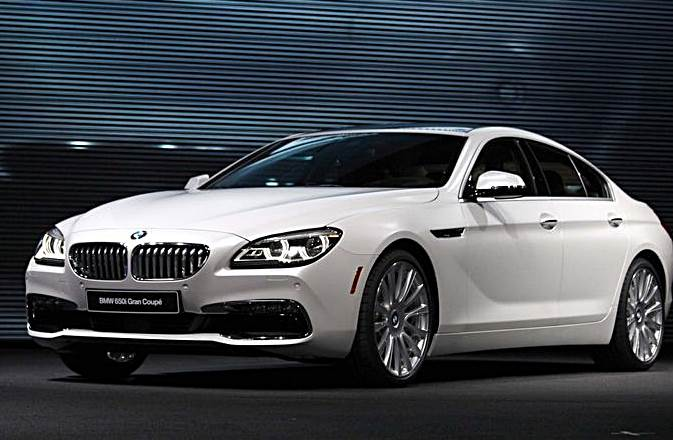 85 New 2020 BMW 6 Series Release Date