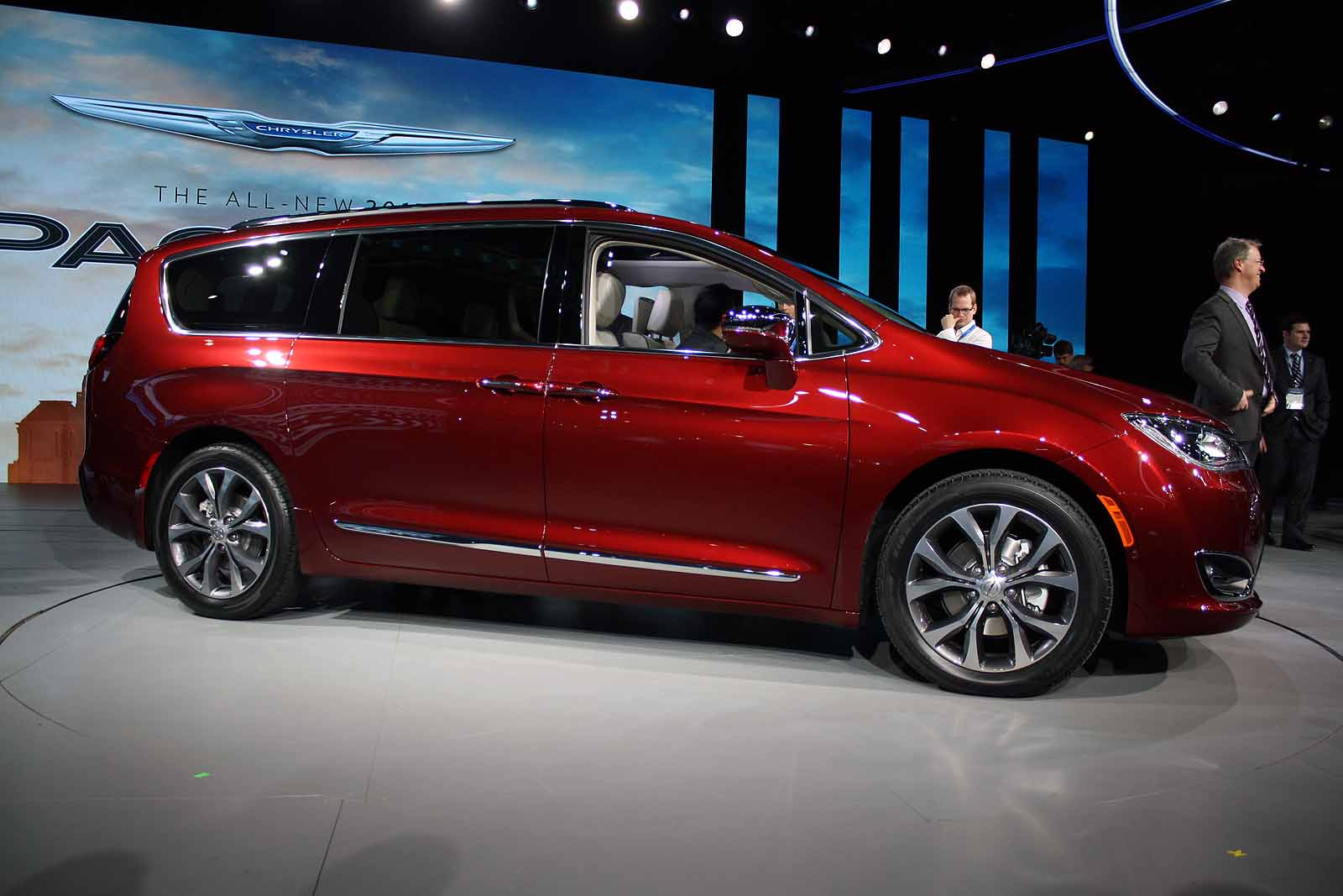 85 New 2020 Chrysler Town Country Awd Overview