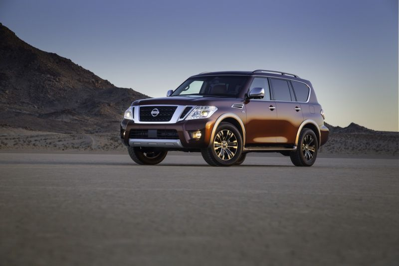 85 New 2020 Nissan Armada Release Date and Concept
