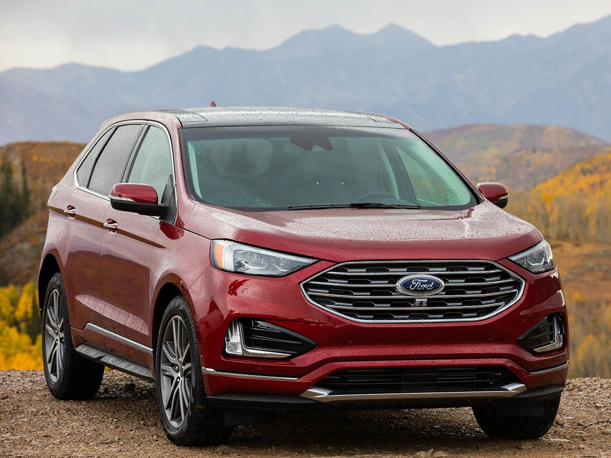 85 The 2019 Ford Edge New Design Specs and Review