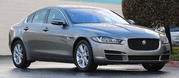 85 The 2019 Jaguar Xe Sedan Review and Release date