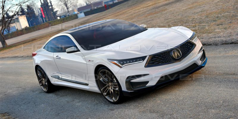 85 The 2020 Acura RLX Picture
