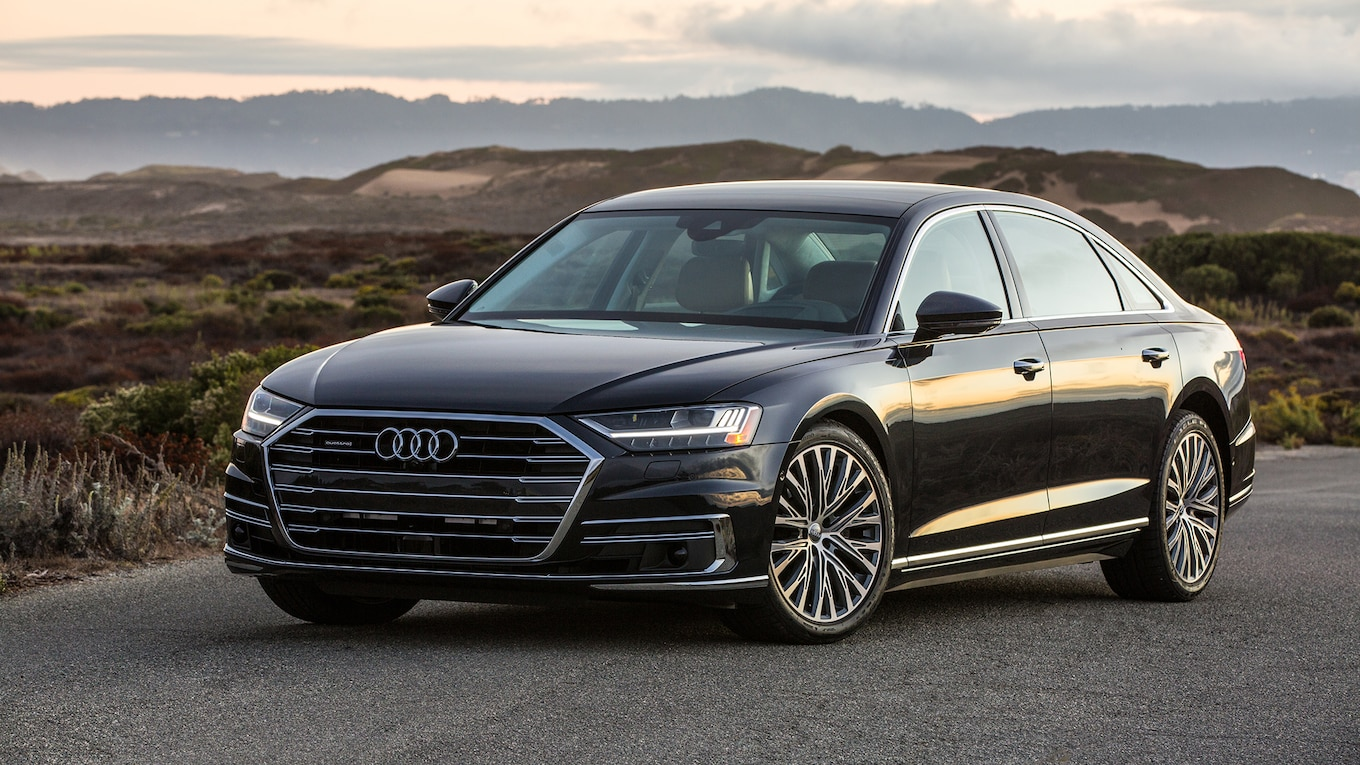 85 The 2020 Audi A8 L In Usa Exterior