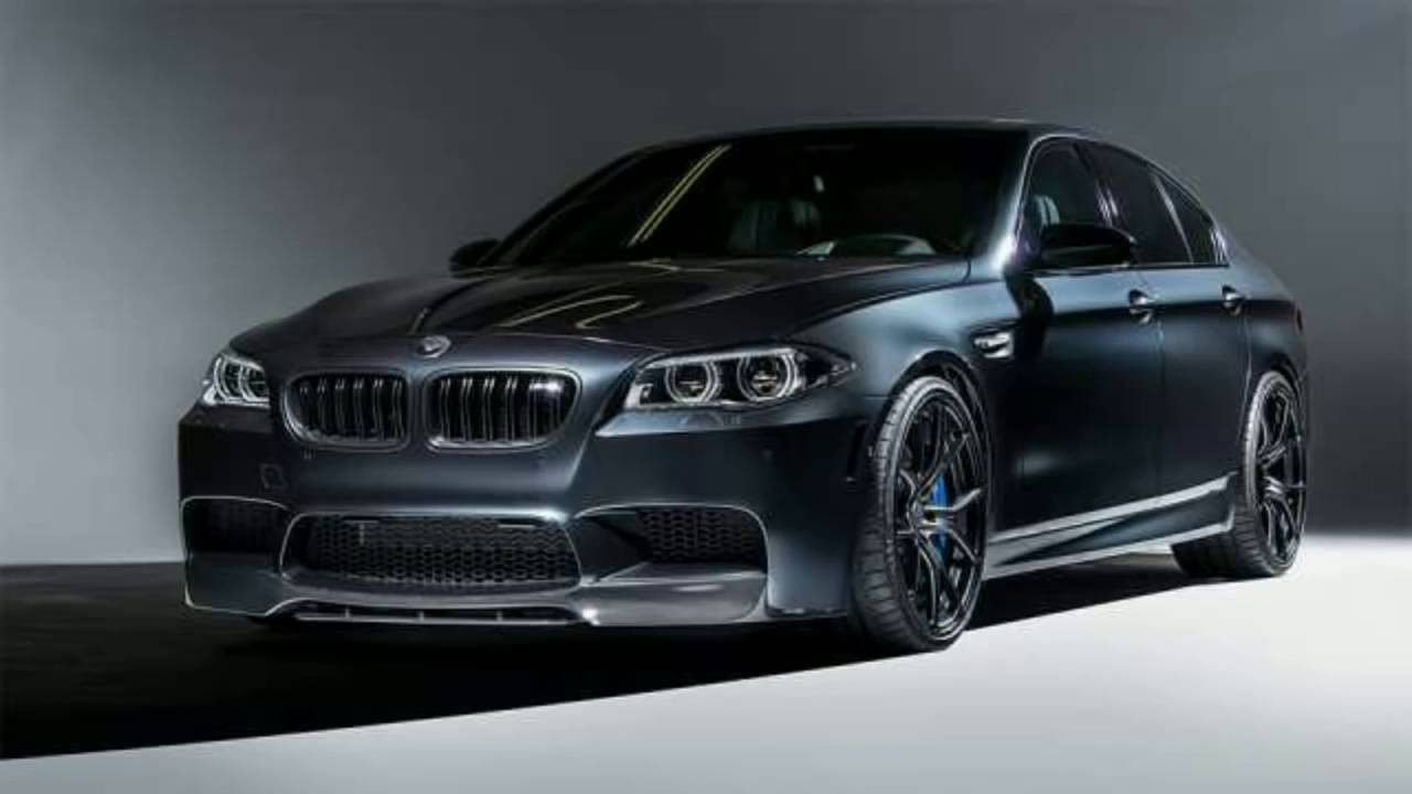 85 The 2020 BMW 5 Series History