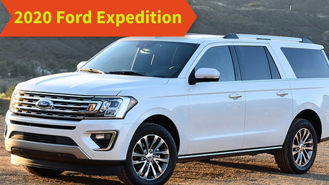 85 The 2020 Ford Expedition Wallpaper