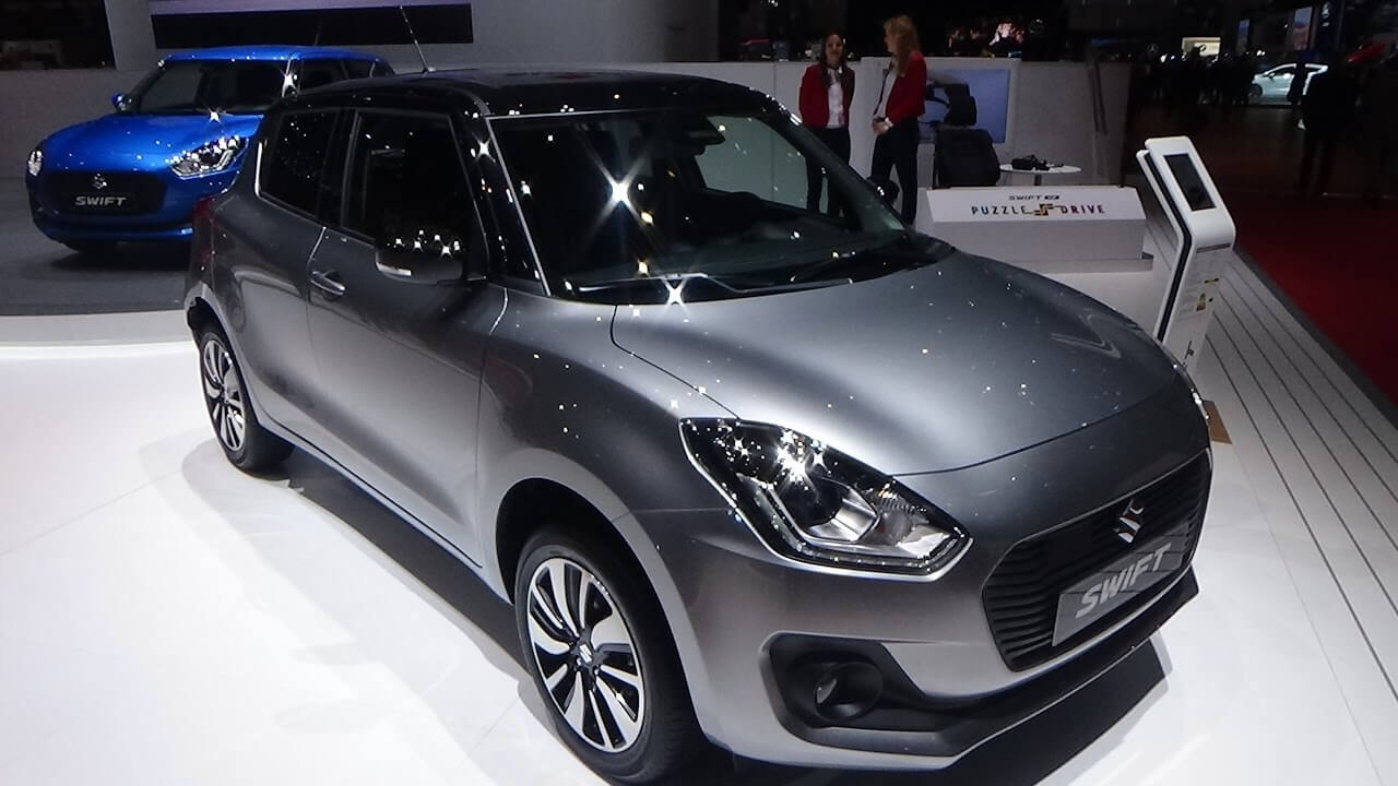 85 The 2020 New Suzuki Swift Sport Model