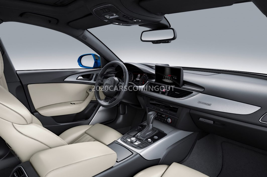 85 The 2020 The Audi A6 Spy Shoot
