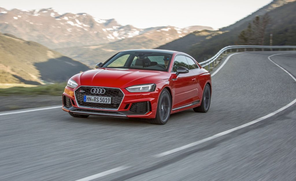 85 The Best 2019 Audi Rs5 Tdi First Drive