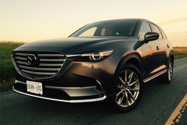 85 The Best 2019 Mazda Cx 9 Rumors Redesign and Review