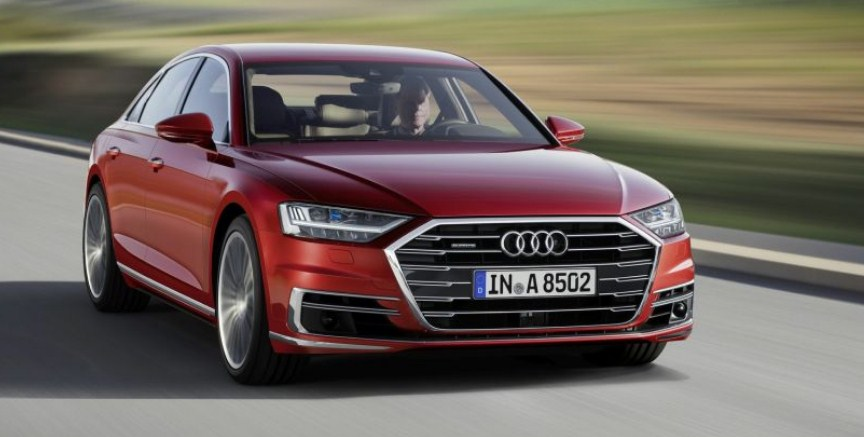 85 The Best 2020 Audi A8 Overview