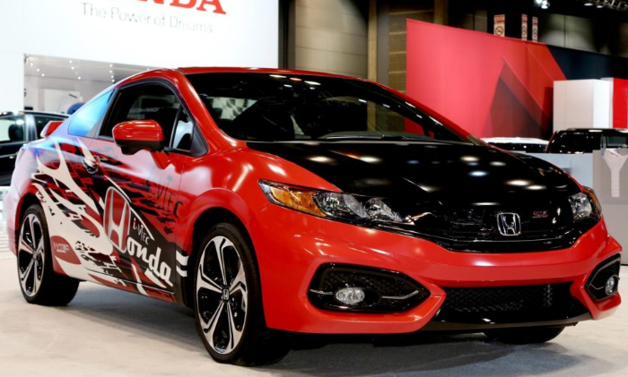 85 The Best 2020 Honda Civic Si Sedan Picture