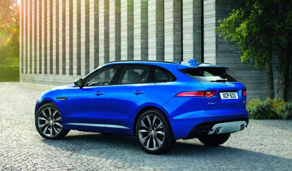 85 The Best 2020 Jaguar Suv Review and Release date