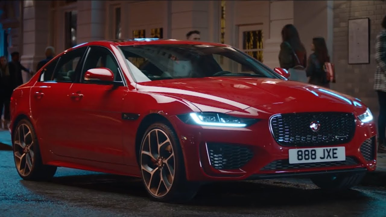 85 The Best 2020 Jaguar XE Picture