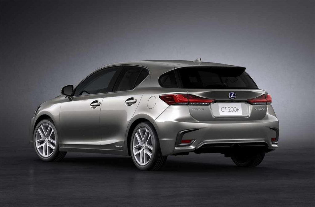 85 The Best 2020 Lexus CT 200h Concept and Review