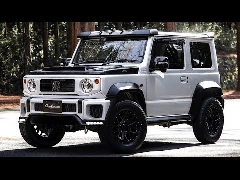 85 The Best 2020 Suzuki Jimny Model Configurations