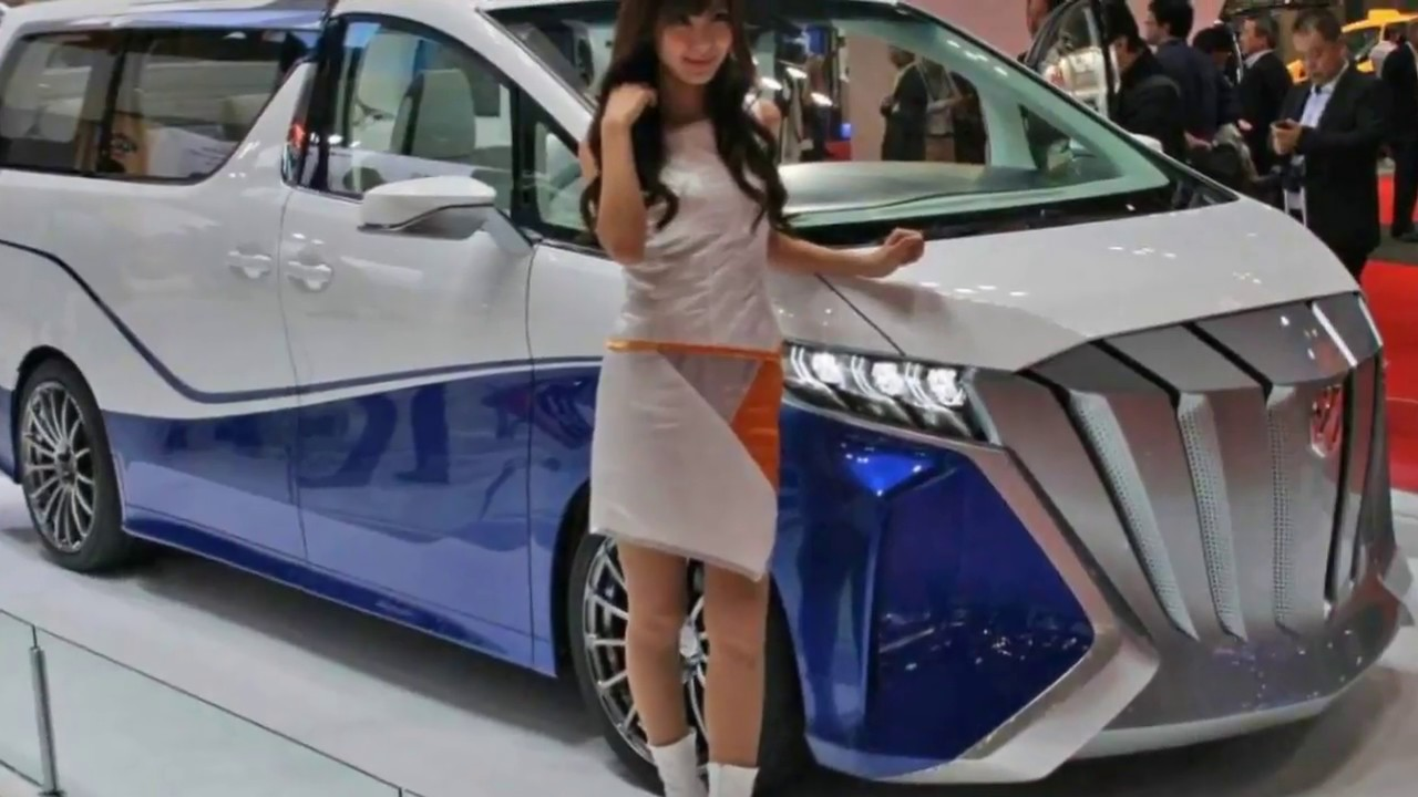 85 The Best 2020 Toyota Alphard Style