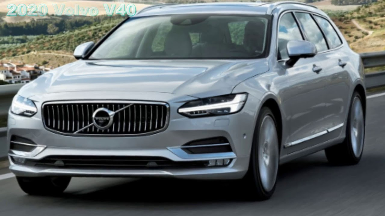 85 The Best 2020 Volvo S40 Redesign and Concept