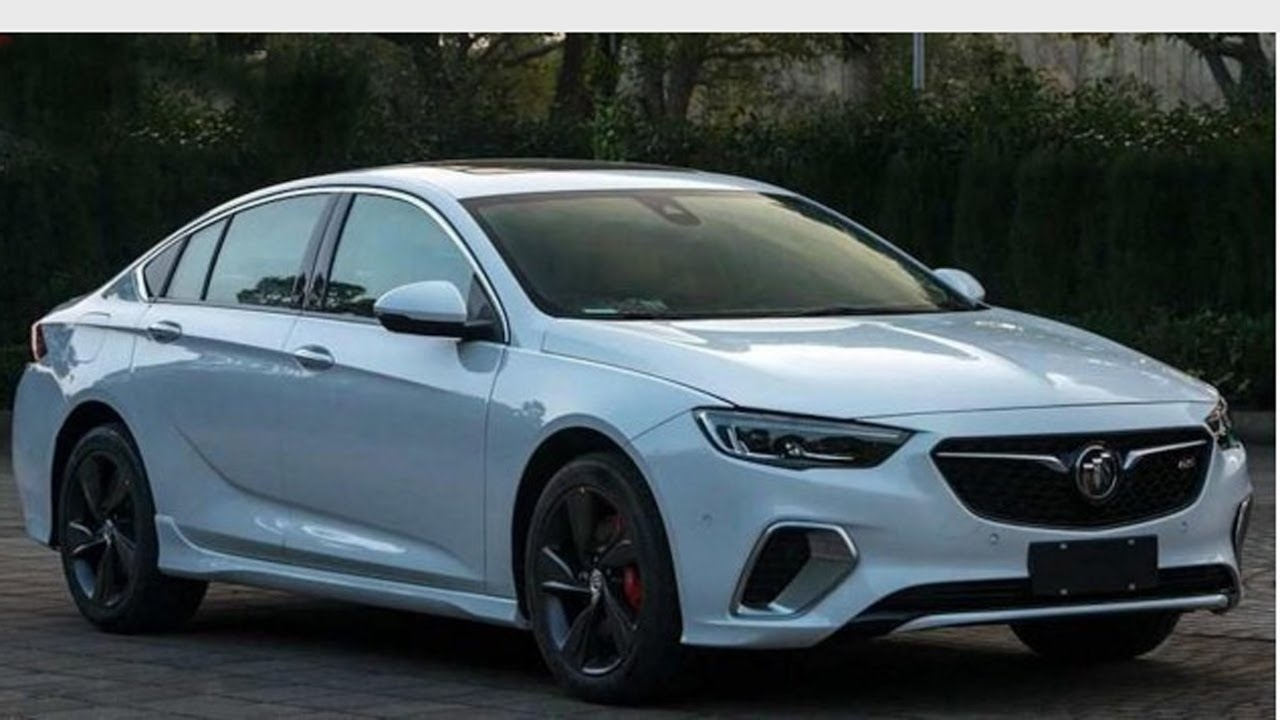 86 A 2019 Buick Regal Gs Coupe Picture