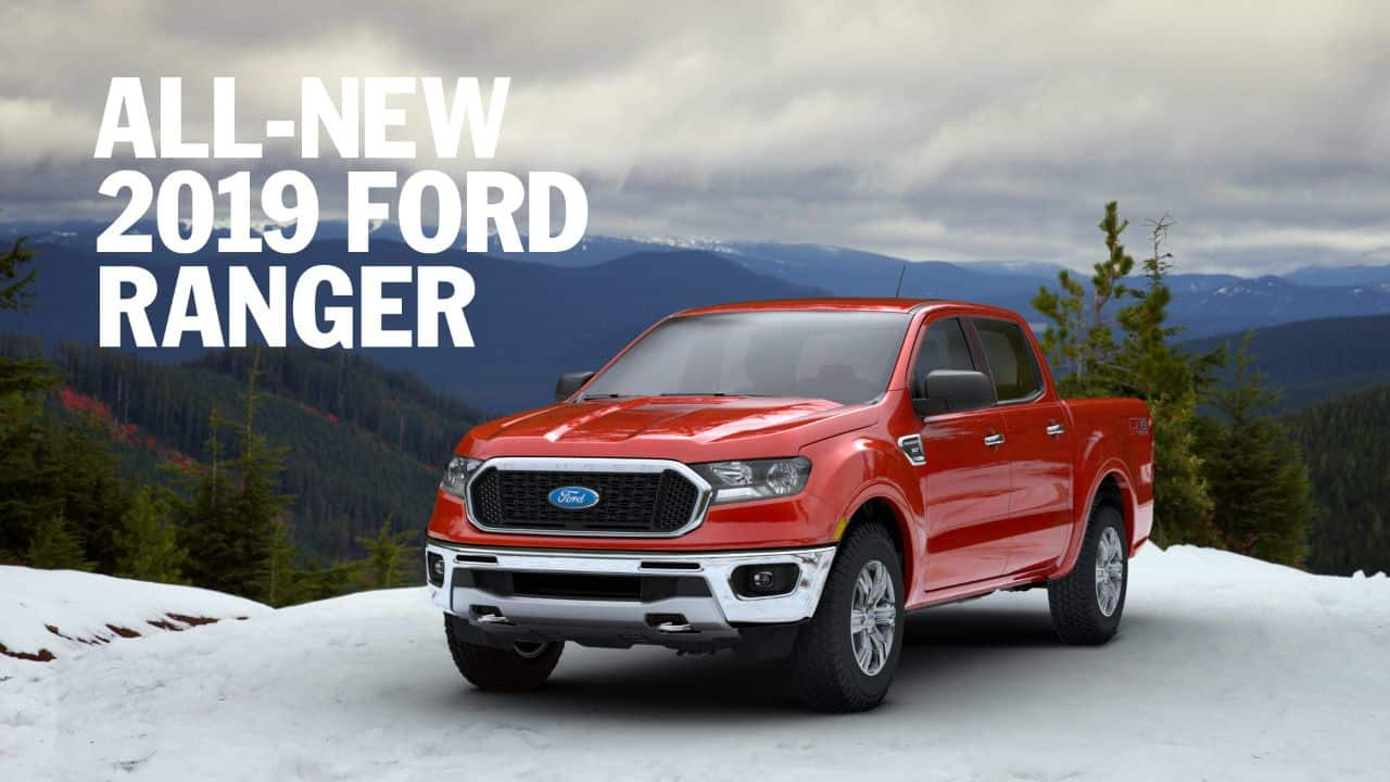 86 A 2019 Ford Ranger Usa Redesign
