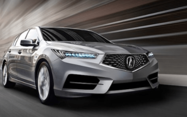 86 A 2020 Acura RLX Overview