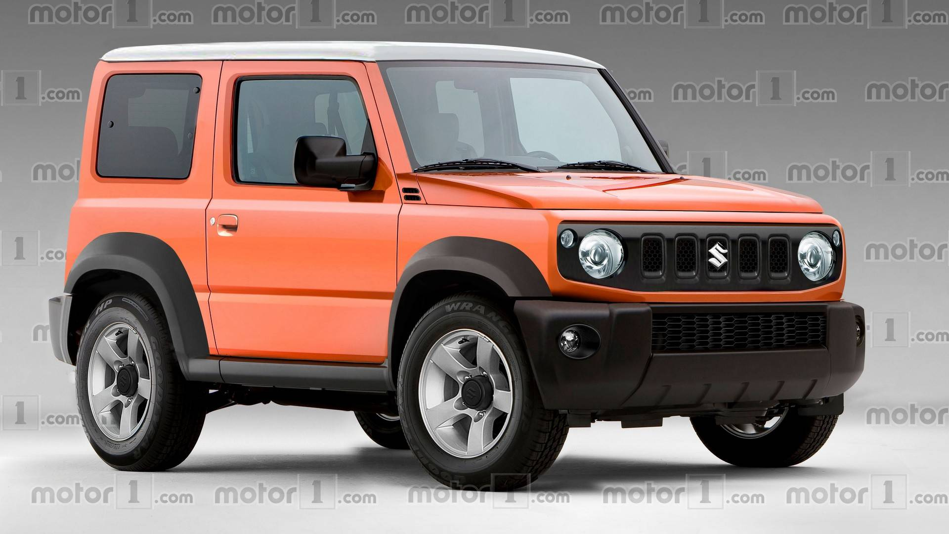 86 A 2020 Suzuki Jimny Exterior and Interior