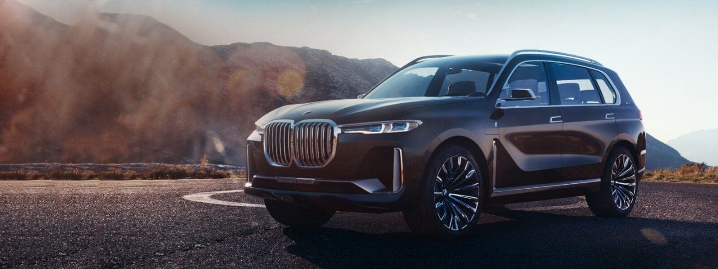 86 All New 2019 BMW X7 Suv Series Review and Release date