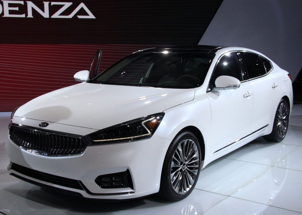 86 All New 2020 All Kia Cadenza Picture