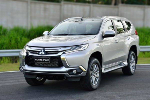 86 All New 2020 Mitsubishi Montero Sport Engine