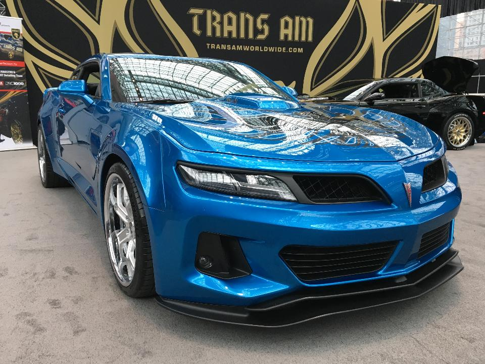 86 All New 2020 Pontiac Firebird Specs