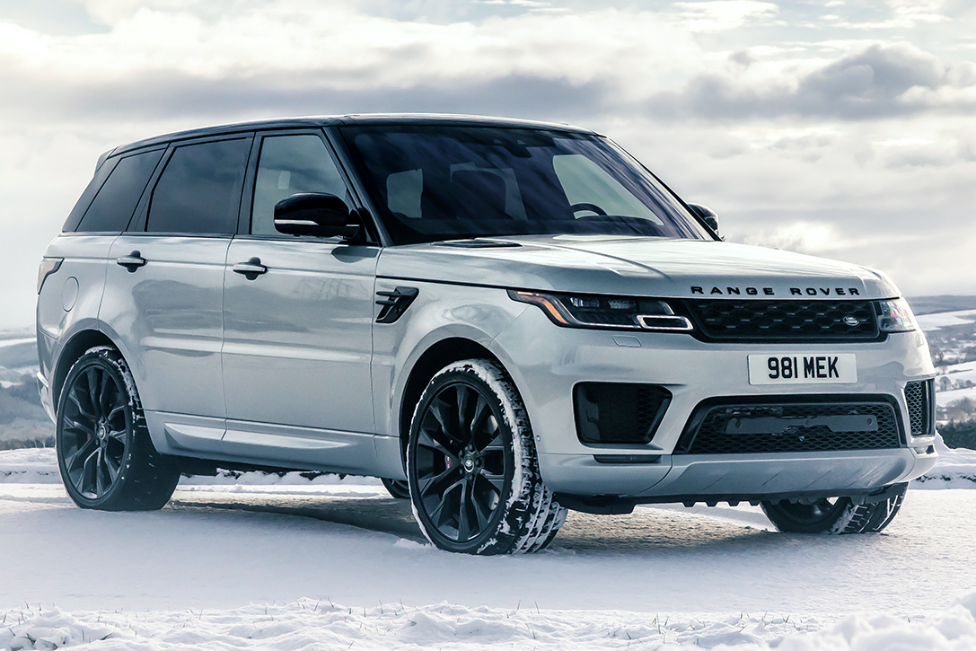 86 All New 2020 Range Rover Sport Spy Shoot