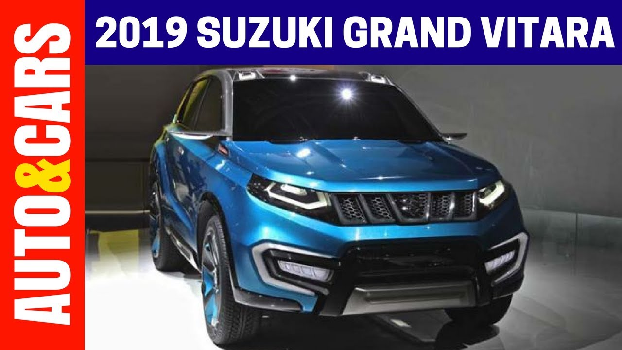 86 All New 2020 Suzuki Grand Vitara Preview New Concept