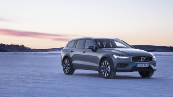 86 All New 2020 Volvo V60 Cross Country Model