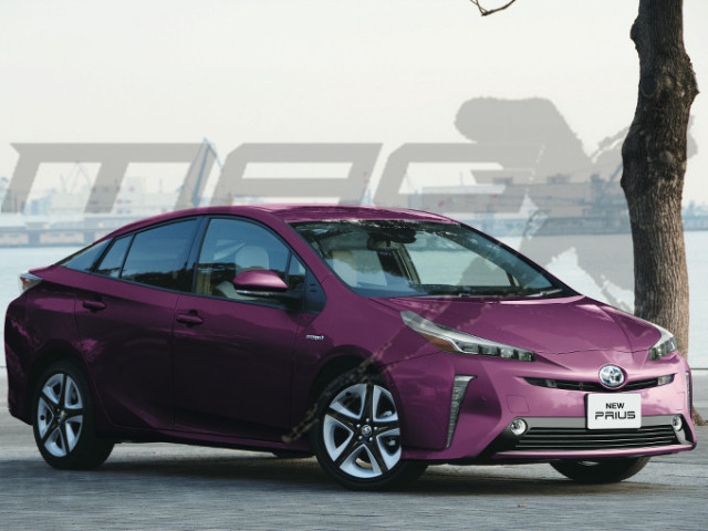 86 Best 2019 Toyota Prius Pictures Review and Release date