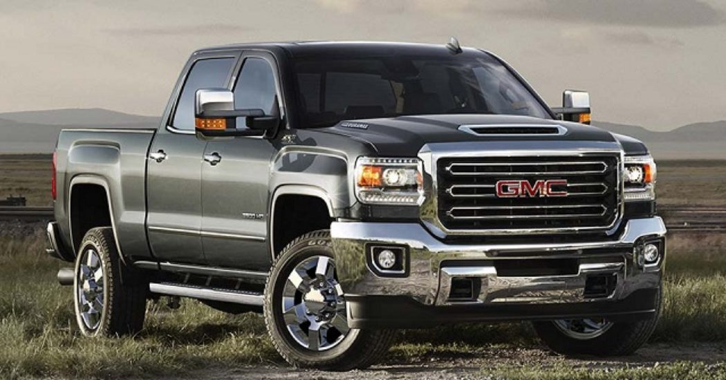 86 New 2019 GMC Sierra 2500Hd Interior