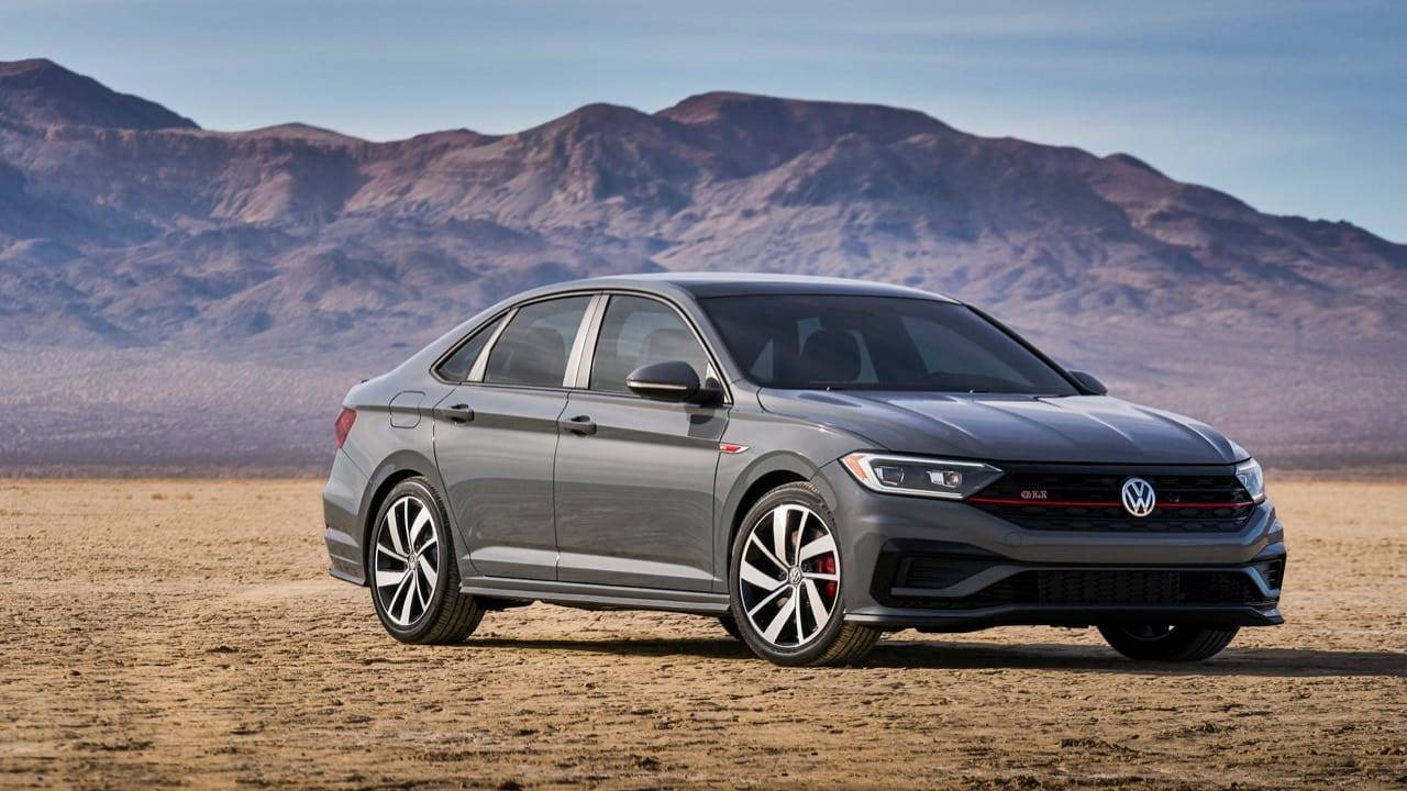 86 New 2019 Vw Jetta Gli Spy Shoot
