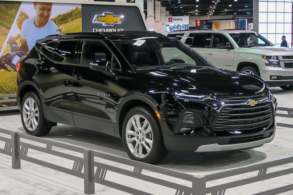 86 New 2020 Chevy Blazer New Model and Performance