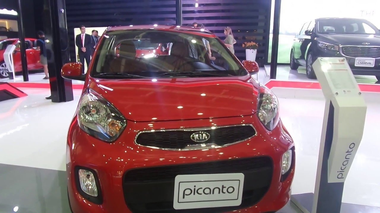 86 New 2020 Kia Picanto Egypt Photos