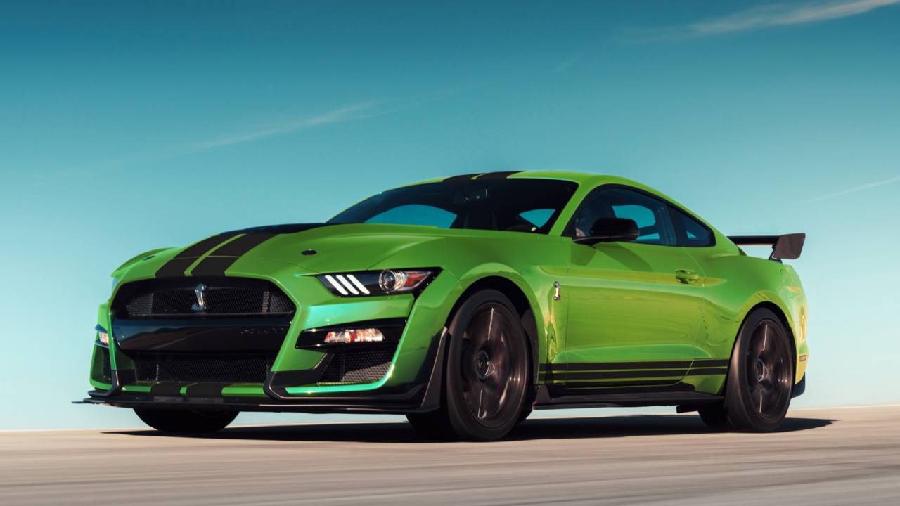 86 New 2020 Mustang Redesign and Review