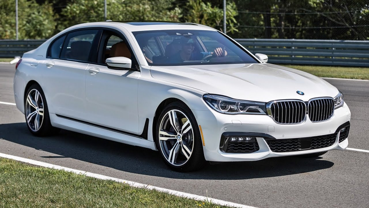 86 The 2019 BMW 750Li Redesign