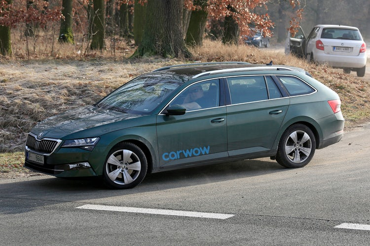 86 The 2019 New Skoda Superb New Model and Performance