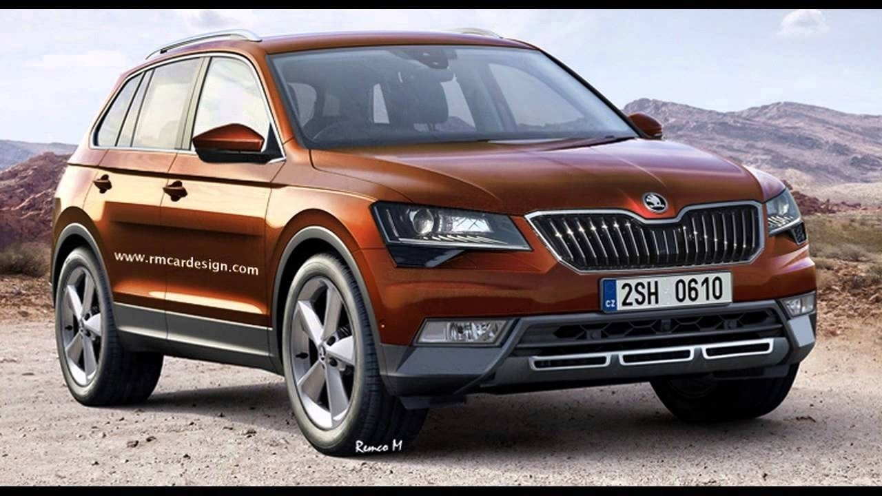 86 The 2019 Skoda Snowman Full Preview Speed Test