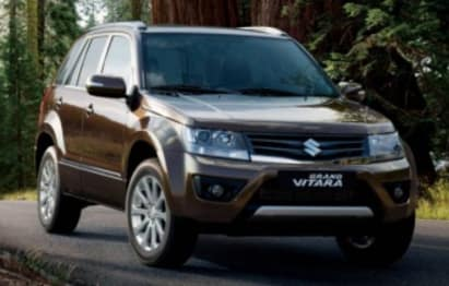 86 The 2019 Suzuki Grand Vitara Price