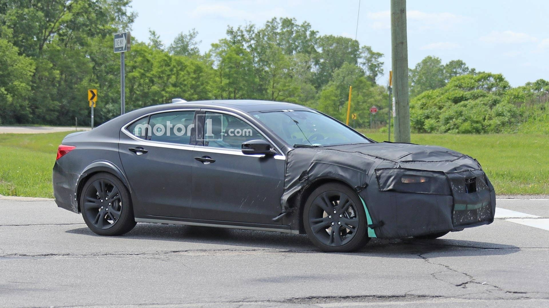 86 The 2020 Acura Tl Type S Spesification