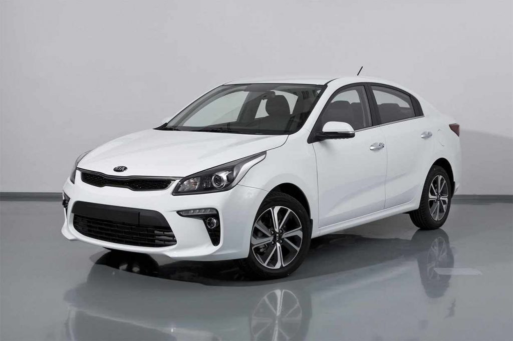 86 The 2020 All Kia Rio Photos