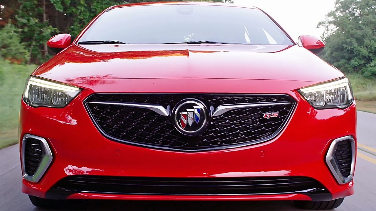 86 The 2020 Buick Regal New Concept