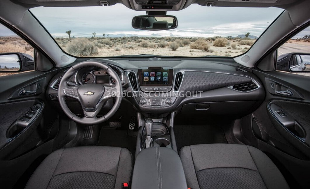 86 The 2020 Chevy Malibu Ss Overview
