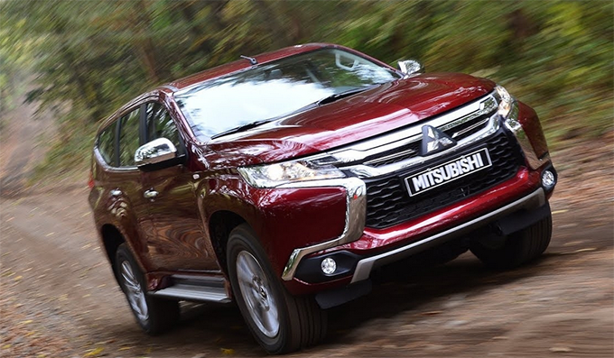 86 The 2020 Mitsubishi Pajero Specs