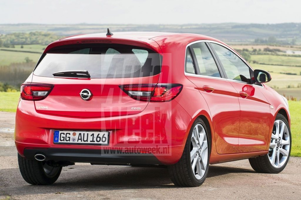 86 The 2020 Opel Corsa Speed Test
