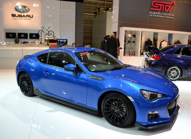 86 The 2020 Subaru BRZ Redesign and Concept