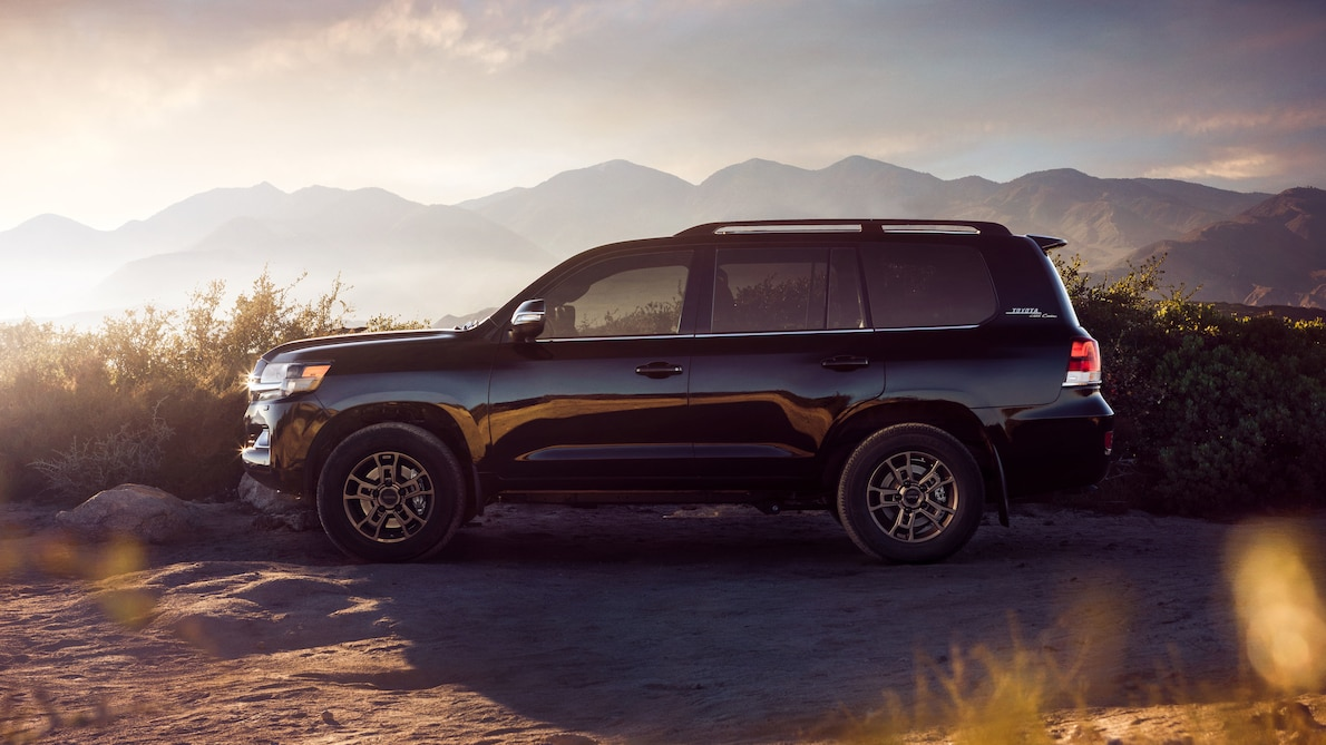 86 The 2020 Toyota Land Cruiser Diesel Style
